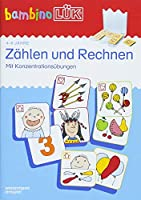 bambinoLUeK. Zaehlen und Rechnen: 4/5/6 Jahre - Vorschule: Zaehlen und Rechnen