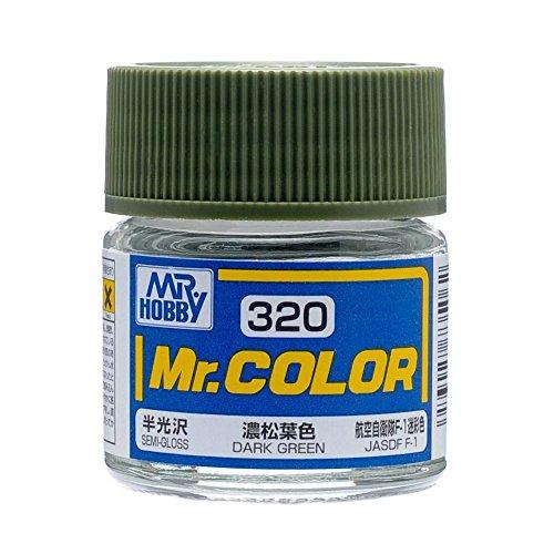 クレオス Mr.カラー C320 濃松葉色