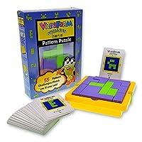 教育パターンパズルBEST FORクリエイティブ学習リソース数学ゲームボード' nブロックのセット–For a Enhance知識人のも楽しいKids ' Brain