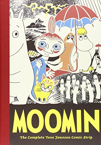 Moomin: The Complete Tove Jansson Comic Stripの詳細を見る