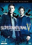 SUPERNATURAL V〈フィフス・シーズン〉コンプリート・ボックス[DVD]