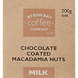 Byron Bay Coffee Company Milk Chocolate Coated Macadamia Nuts, 200g