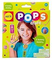 ALEX Toys POPS Craft 5 Yummy Jewelry by ALEX Toys [並行輸入品]