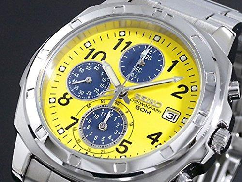 [セイコー] SEIKO 腕時計 クロノグラフ SND409...