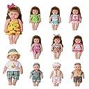 お人形遊び きせかえセット 洋服 ドレス 11着 24cm-30cmのお人形に 女の子と男の子