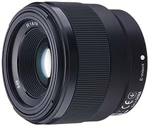 ソニー デジタル一眼カメラα[Eマウント]用レンズ SEL50F18F (FE 50mm F1.8)