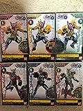 装動/RIDE4//01/02/03/04/06/07/全6種類セット/仮面ライダージオウ 303