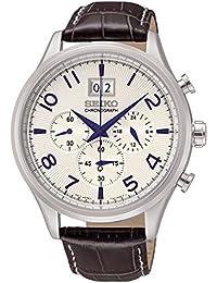 [セイコー] 腕時計 クオーツ ビッグデイト 100m防水 クロノグラフ SPC155P1 メンズ [並行輸入品]