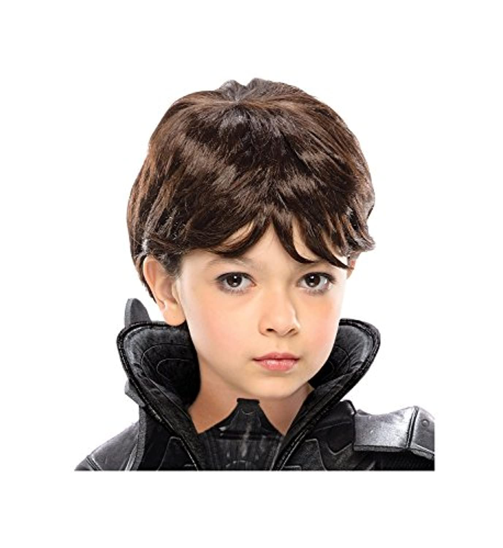 Superman- Man of Steel - Faora Kids Wig [並行輸入品]