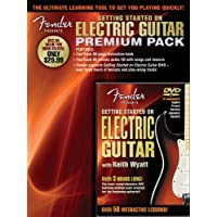 Fender Presents Getting Started on Electric Guitar (Fasttrack Music Instructions)