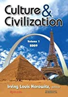 Culture and Civilization: Volume 1 2009 [並行輸入品]