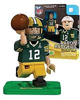 Aaron Rodgers NFL OYO Green Bay Packers S.B. XLV L.E. of 2,015 Generation 3 Super Bowl 50 Series G3 Mini Figure