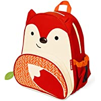 Skip Hop Zoo Pack Little Kids Backpack, Fox