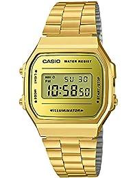 [カシオ]CASIO 腕時計 スタンダード A168WEGM-9JF