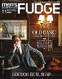 メンズ コート men's FUDGE - メンズ ファッジ - 2018年 11月号 Vol.107