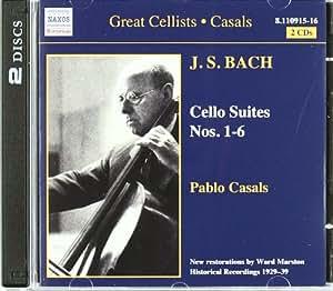 Cellosuiten Nr.1-6