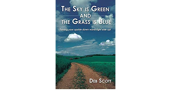amazon the sky is green and the grass is blue tturning your