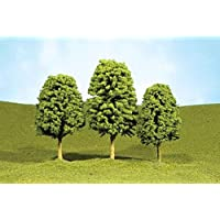 Bachmann Trains inches 3 inches Deciduous Trees 4 Per Box [並行輸入品]