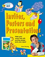 Invites, Posters and Presentations (QED Learn Art S.)