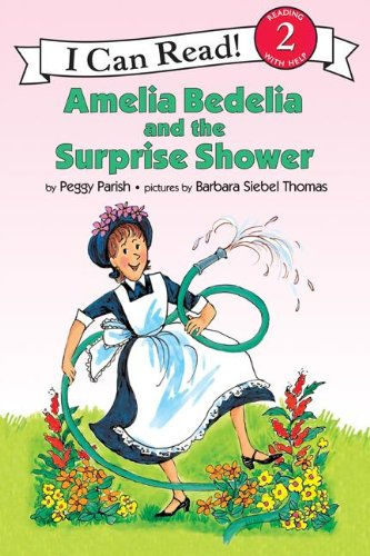 Amelia Bedelia and the Surprise Shower (I Can Read Level 2)の詳細を見る