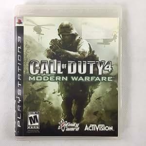 Call of Duty 4: Modern Warfare (輸入版) - PS3