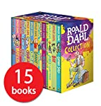 Roald Dahl Collection 15 Fantastic Stories in Slipcase - By (author) Roald Dahl, Illustrated by Quentin Blake