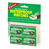 Coghlan 's防水Matches Sold in packs of 12by Coghlan 's