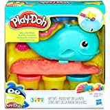 Play Doh - Wavy the Whale playset inc 3 cans & acc - Ages 3+