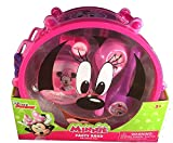 Disney Minnie Mouse Party Band 10 Piece Play Set Music Instruments: Drum & Sticks,Flute,Castanets,Tambourine,Maracas,Whistle: Mickey Mouse and Friends by Disney