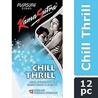 Kamasutra Chill Thrill - 12 Condoms(Ship from India)