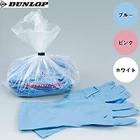 ダンロップ DUNLOP/二トリルゴム手袋/ニトリルうす手 10双組×10セット カラー:ピンク サイズ:S 品番:NO.910