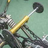 BROMPTON折りたたみ自転車用イージーホイールエクステンダーGOLDイージーホイールエクステンション Easy Wheels Extender For Brompton