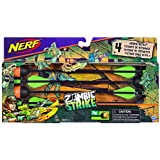 NERF Zombie Strike - 4 genuine Arrows - for use with Dreadbolt blaster