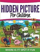 Hidden Pictures For Children: Where Ist It? Spot It Fun [並行輸入品]