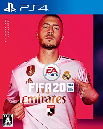エレクトロニック・アーツ FIFA 20 PS4 B07TPVT8BF 1枚目