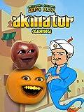 Clip: Annoying Orange & Midget Apple Let's Play - Akinator (Gaming)
