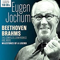 EUGEN JOCHUM/ BEETHOVEN,BRAHMS COMPLETE SYMPHONIES