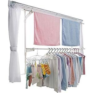 アイリスオーヤマ 洗濯物干し 室内物干し 窓枠...の関連商品1
