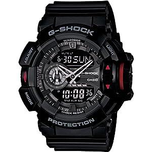 [カシオ]CASIO 腕時計 G-SHOCK ジーショック GA-400-1BJF メンズ