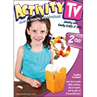 Activity TV: Family Crafts & Gifts & Let's Make [DVD] [Import]
