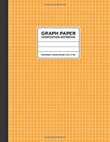"""Graph paper Composition Notebook: Grid Paper Notebook 
