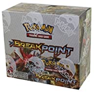 Pok?mon TCG: XY—BREAKpoint Display (36 Booster Packs) [Floral] [並行輸入品]