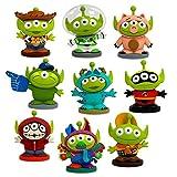 Disney Pixar Toy Story, Alien Remix Deluxe Figurine Play Set