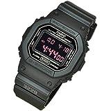 カシオ 腕時計 G-SHOCK 並行輸入品 Gショック MAT BLACK RED EYE DW-5600MS-1DR ブラック [時計] [時計]