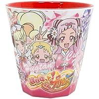 HUGっと!プリキュア[メラミンカップ]/クリスタル 森本産業 割れにくいコップ キャラクター グッズ 通販