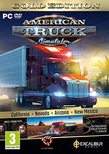 American Truck Simulator Gold ...
