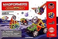 (マグフォーマーズ) MagformersスペースWowセット(22枚)