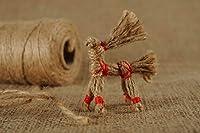 "Threaded人形"" Sunny Horse """