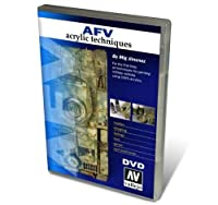 Vallejo 75000 DVD, AFV Acrylic Techniques