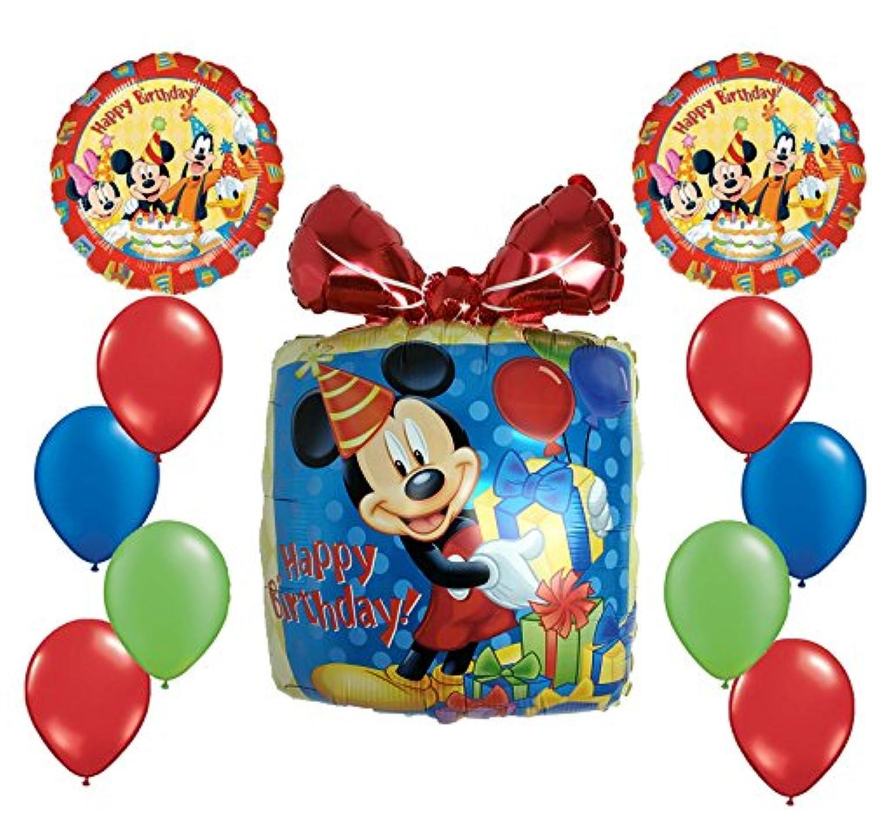 ミッキーマウスHappy誕生日ブーケ11 PC